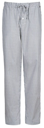 Long Pant in Shaded Check
