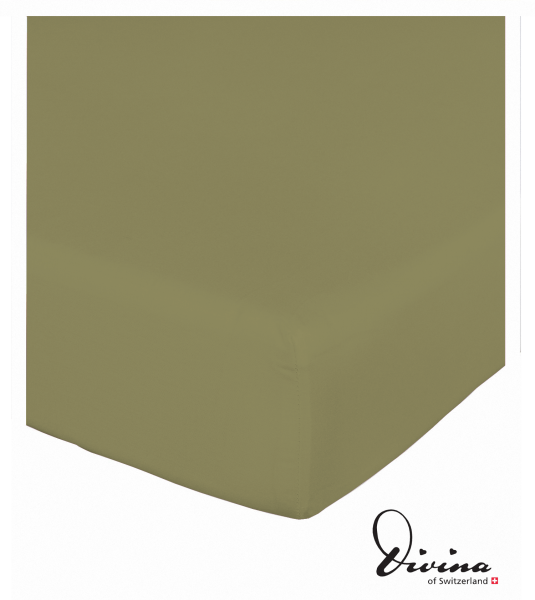 SuperStretch Jersey Olive 471 von Divina