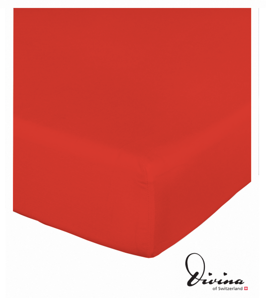 SuperStretch Jersey Rouge 460 von Divina