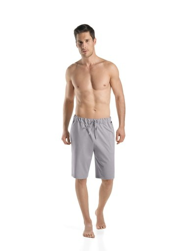 Bequeme Short Pant in Mineral Grey