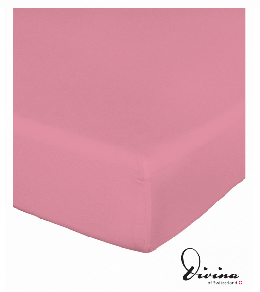 SuperStretch Jersey Vieux-rose 496 von Divina
