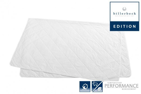 Naturduvet KLIMA WOOL Light