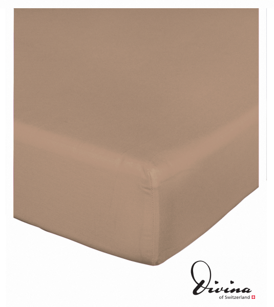 SuperStretch Jersey Taupe 444 von Divina